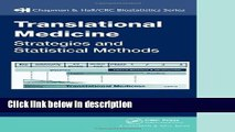 PDF Translational Medicine: Strategies and Statistical