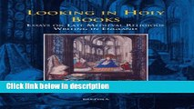Ebook Looking in Holy Books: Essays on Late Medieval Religious Writing in England (Brepols