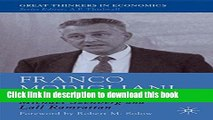 PDF  Franco Modigliani: A Mind That Never Rests (Great Thinkers in Economics)  Online