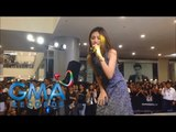 Julie Anne San Jose I Kung Maibabalik Ko Lang I SM Cabanatuan