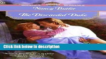 Books The Discarded Duke (Signet Regency Romance) Free Online