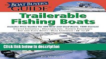 Ebook The Boat Buyer s Guide to Trailerable Fishing Boats: Pictures, Floorplans, Specifications,