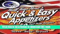 Books The HALFTIME HEROs 50+ RECIPE GUIDE To BACON APPETIZERS (The HALF TIME HERO Book 1) Free