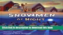 Ebook Snowmen at Night Free Online