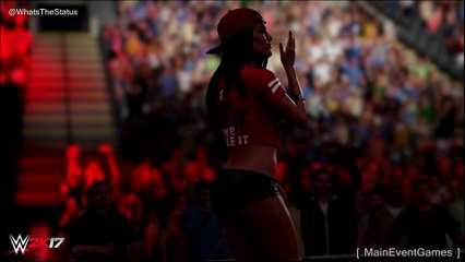First Screenshots video de WWE 2K17