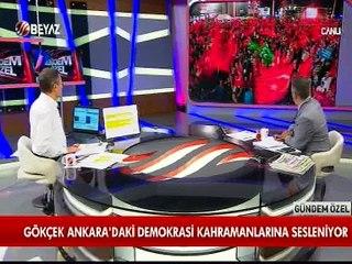 Latif Şimşek ile Gündem Özel 03 Ağustos 2016 2.Kısım