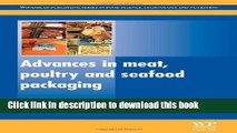 Books Advances in Meat, Poultry and Seafood Packaging (Woodhead Publishing Series in Food Science,