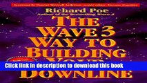 PDF  The Wave 3 Way to Building Your Downline  Online