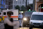 L'attaque au couteau à Londres, à travers les télés britanniques