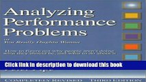 Books Analyzing Performance Problems: Or, You Really Oughta Wanna--How to Figure out Why People