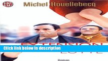 Books Extension du Domaine de la Lutte Free Download