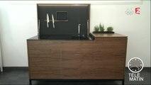 Minis cuisines pour petits espaces