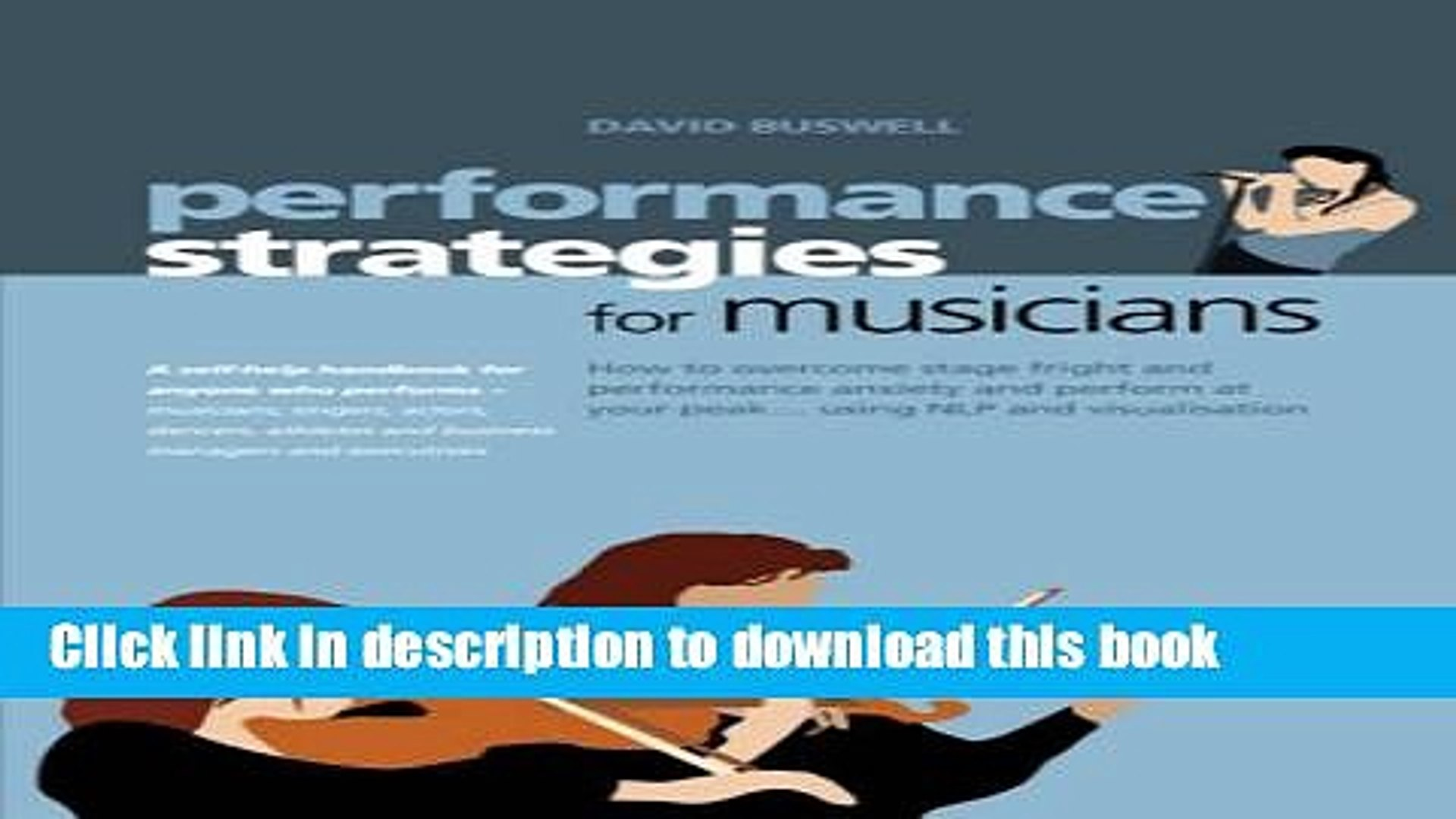 Ebook Performance Strategies for Musicians Full Online