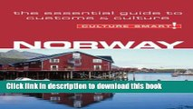 Books Norway - Culture Smart!: The Essential Guide to Customs   Culture Free Online