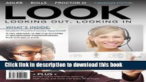 Ebook LOOK: Looking Out, Looking In (Canadian Edition) Free Online