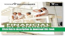 Books Tools   Techniques of Financial Planning (Tools and Techniques of Financial Planning) Free