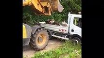 Ce maire a décidé de renvoyer les déchets sauvages à leur propriétaire ! Bien fait!