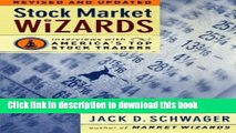 Books Stock Market Wizards: Interviews with America s Top Stock Traders Full Online