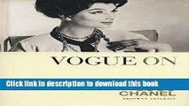 Download Vogue on: Coco Chanel (Vogue on Designers) PDF Online