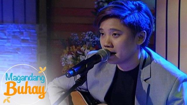 Magandang Buhay: Kaye Cal sings 'Isang Araw'