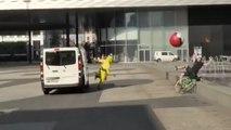 Les pokémons contre-attaque - Pokémon Go
