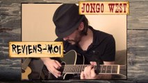Reviens-moi - JONGO WEST [Acoustic Guitar Version] (Original french Pop/Rock song)