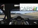 Project Cars Career | US GT3 Championship Round 1 Race 1 | McLaren MP4 12C GT3 Laguna Seca