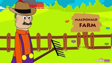 Old Mac Donald Had A Farm - Old Macdonald Aveva Una Fattoria