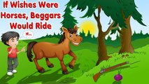 Amy Samu - IF WISHES WERE HORSES - Best Kids Songs // Top Nursery Rhymes - If Wishes Were Horses
