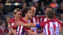 Diego Godin   Tottenham 0 - 1 Atletico Madrid