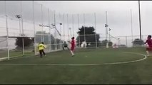 drôle clips de football
