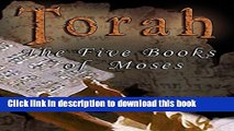 Ebook Torah: The Five Books of Moses - The Parallel Bible: Hebrew / English (Hebrew Edition) Free