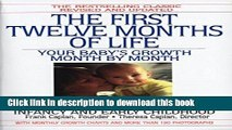 Books The First Twelve Months of Life: Your Baby s Growth Month by Month Free Online