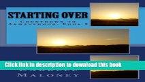 Books Starting Over: Countdown to Armageddon, Book 8 (Volume 8) Full Online