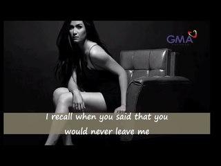 Jennylyn Mercado I Till My Heartaches End I Minus One