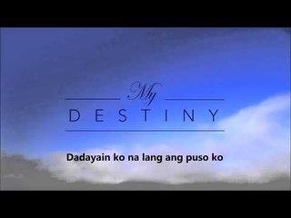 Jennylyn Mercado   Kaya Ko Na I My Destiny theme song I LYRIC Video