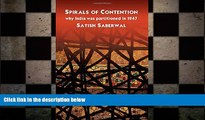 READ book  Spirals of Contention: Why India was Partitioned in 1947  FREE BOOOK ONLINE