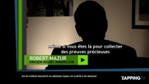 Un ex-espion se confie sur sa mission dans un grand cartel de drogue (vidéo)