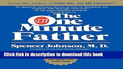 Ebook The One Minute Father Free Download