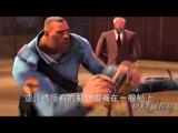TF2 - 拜見藍隊火箭兵 Meet the blu Soldier (中文字幕)
