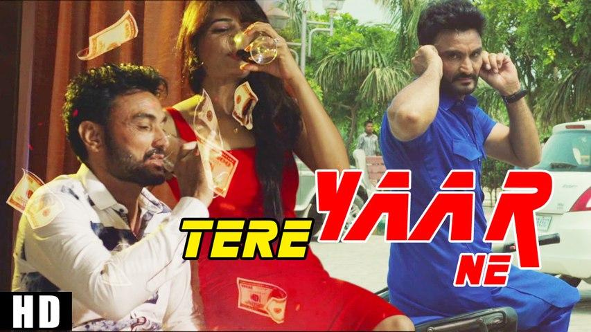 Tere Yaar Ne   Full Video   Aehaldeep   Shrukh Thind   New Punjabi Song 2016