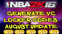 NBA 2K16 UNLIMITED VC GLITCH *NEW* AFTER PATCH 6 *WORKING* JULY EDITION 1 MILLION VC!