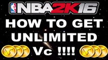 NBA 2K16 NEW VC GLITCH! UNLIMITED VC GLITCH AFTER PATCH 6 (FOR XBOX ONE & PS4)