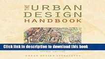 PDF The Urban Design Handbook Techniques and Working Methods