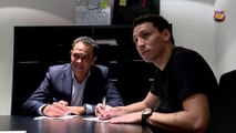 FCB Futsal: Rómulo Alves firma por 4 temporadas con el Barça Lassa