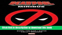 Ebook Deadpool Minibus (New Printing) Full Online