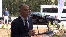 Samsun Ondokuz Mayıs Üniversitesi'ne '15 Temmuz Demokrasi Parkı' Açıldı.