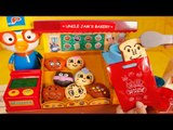 Anpanman toy bakery playing with ToyFamily~❤TOYFAMILY play dolls