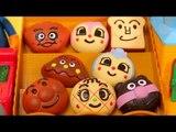 Anpanman Bakery Shop Pororo & Larva baker play❤TOYFAMILY PLAY TOYS