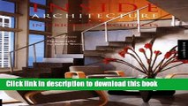 [Read PDF] Inside Architecture: Interiors by Architects Download Free